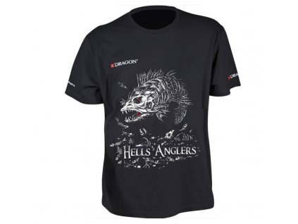 Tričko Hells Anglers Candát