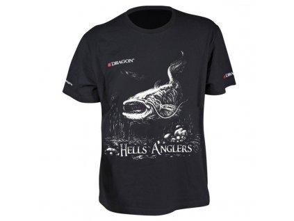 Tričko Hells Anglers Sumec