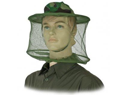 Klobouk s moskytiérou Energofish