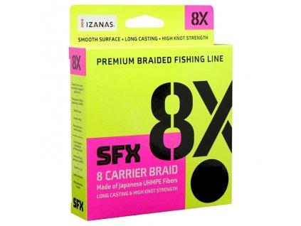 Šnůra Sufix SFX 8X