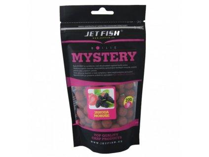Jet Fish Mystery Jahoda Moruše 200g