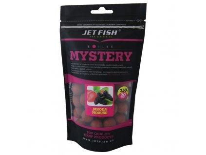 Jet Fish Mystery Jahoda Moruše 250g
