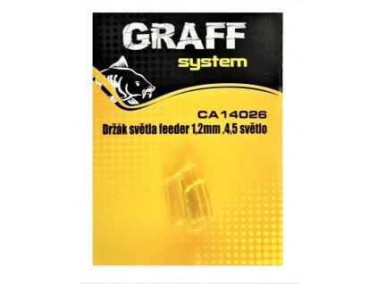 drzak svetla feeder 1 2mm 4 5 svetlo graffishing