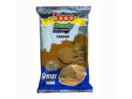 533 sensas 3000 ready feeder