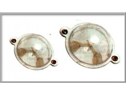 kulové plovátko - bublina (Kulové plovátko Barva čirá prům.35mm)