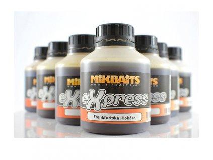 Mikbaits Dip eXpress 125ml (Příchutě Půlnoční pomeranč)