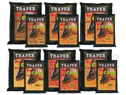 Traper Big Carp 2,5kg (Příchutě Natur)