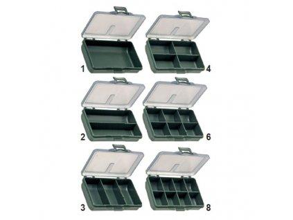 Krabičky Carp System malé