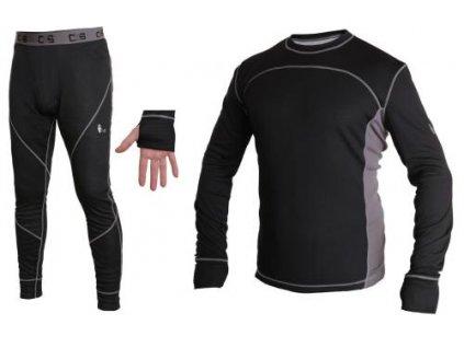Termoprádlo  COOL DRY (Termoprádlo tričko s dlouhým rukávem L)