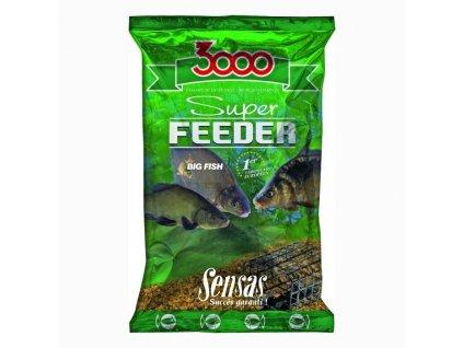 833 sensas 3000 super feeder big fish