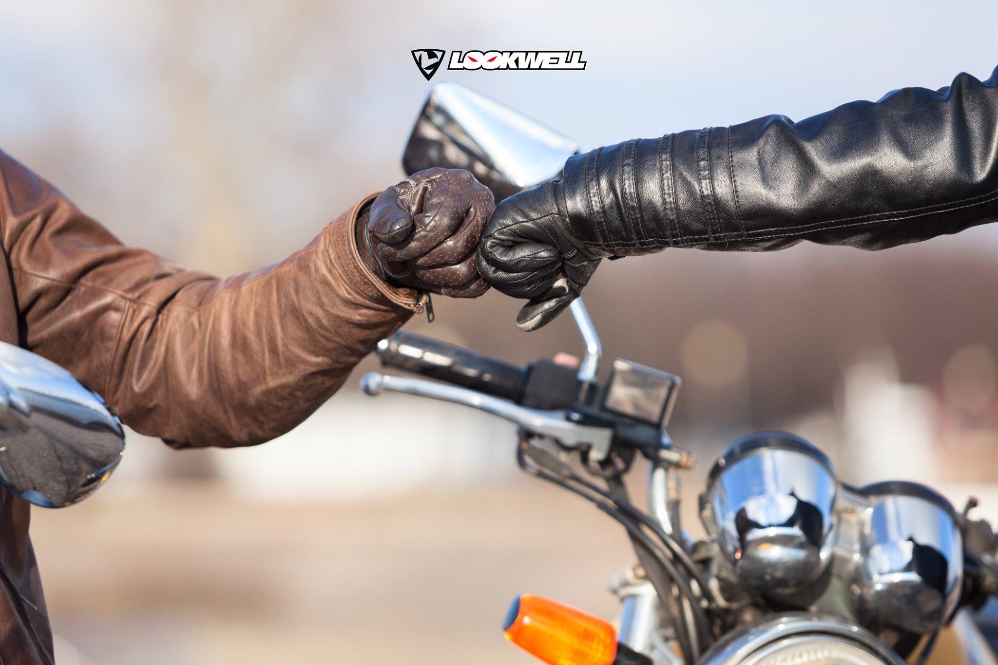 Nové motocyklové rukavice Lookwell 2021