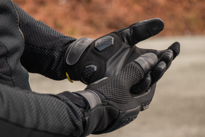 Novinka KNOX 2021 - motocyklové rukavice URBANE PRO