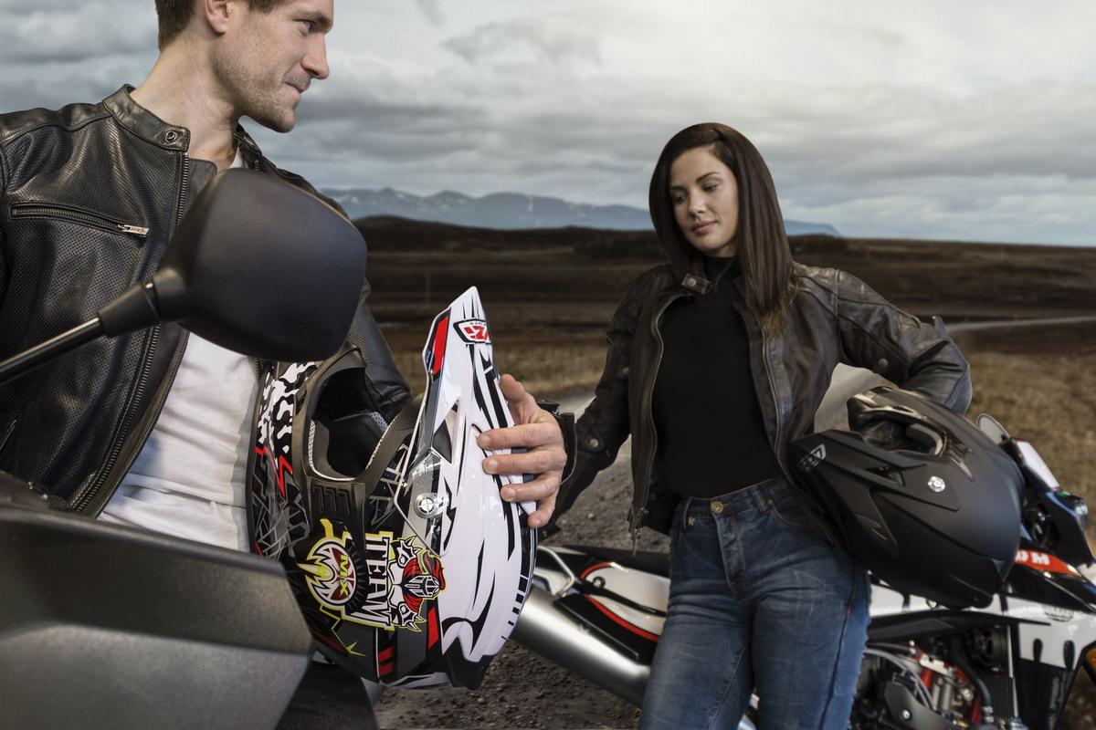 Novinka 2021: motokrosové přilby NZI KNOBBY