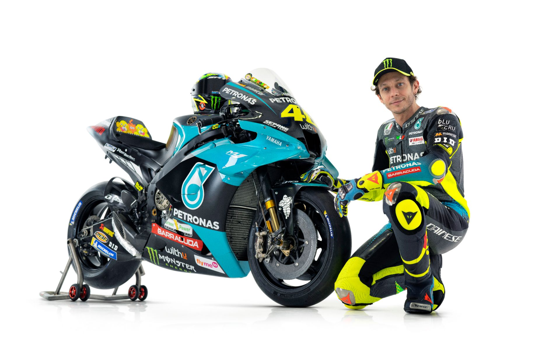 Nová kolekce oblečení Valentino Rossi