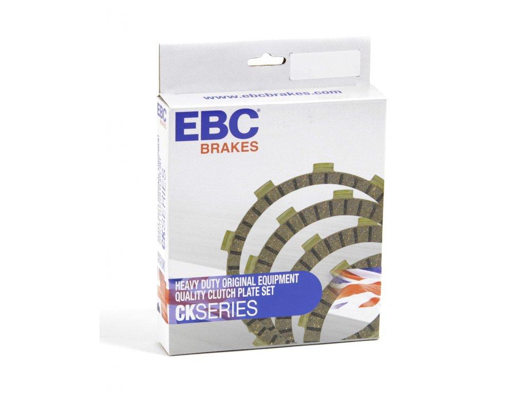 EBC spojkova sada