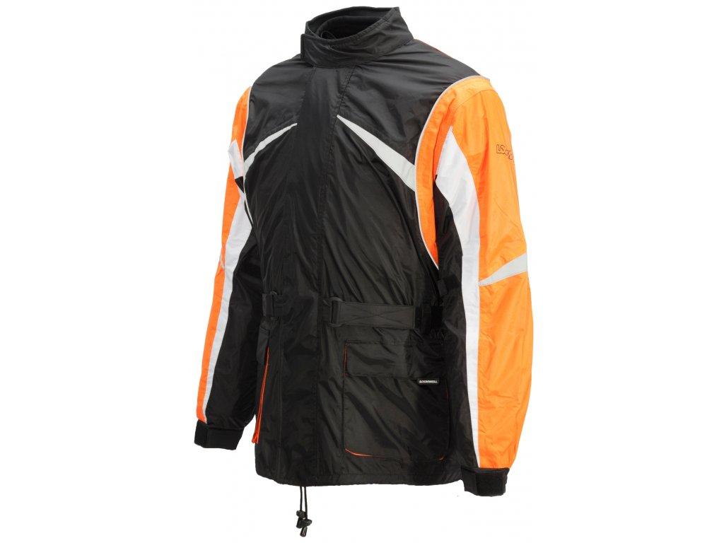 T.J.Hiker Black Orange Side