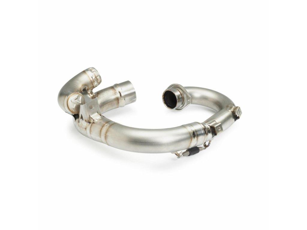 90798 31913 00 Header pipe full titanium Studio 001 Tablet