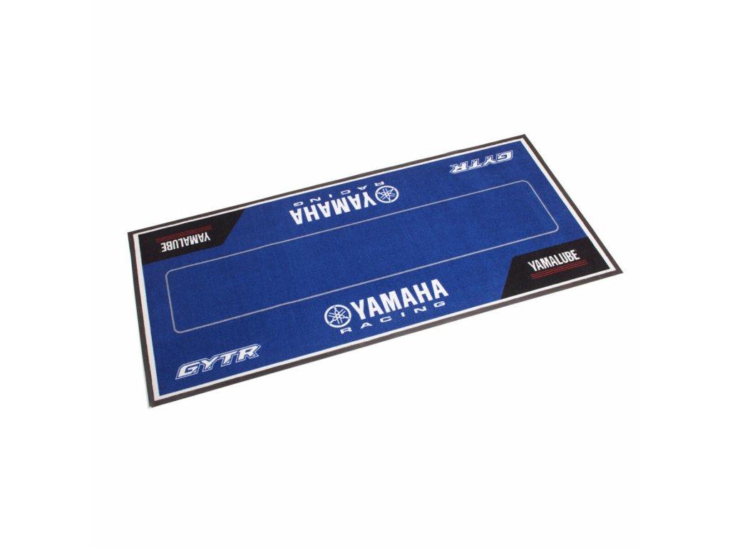 YME ENVIR HQ 01 Yamaha racing pit mat Studio 001 Tablet