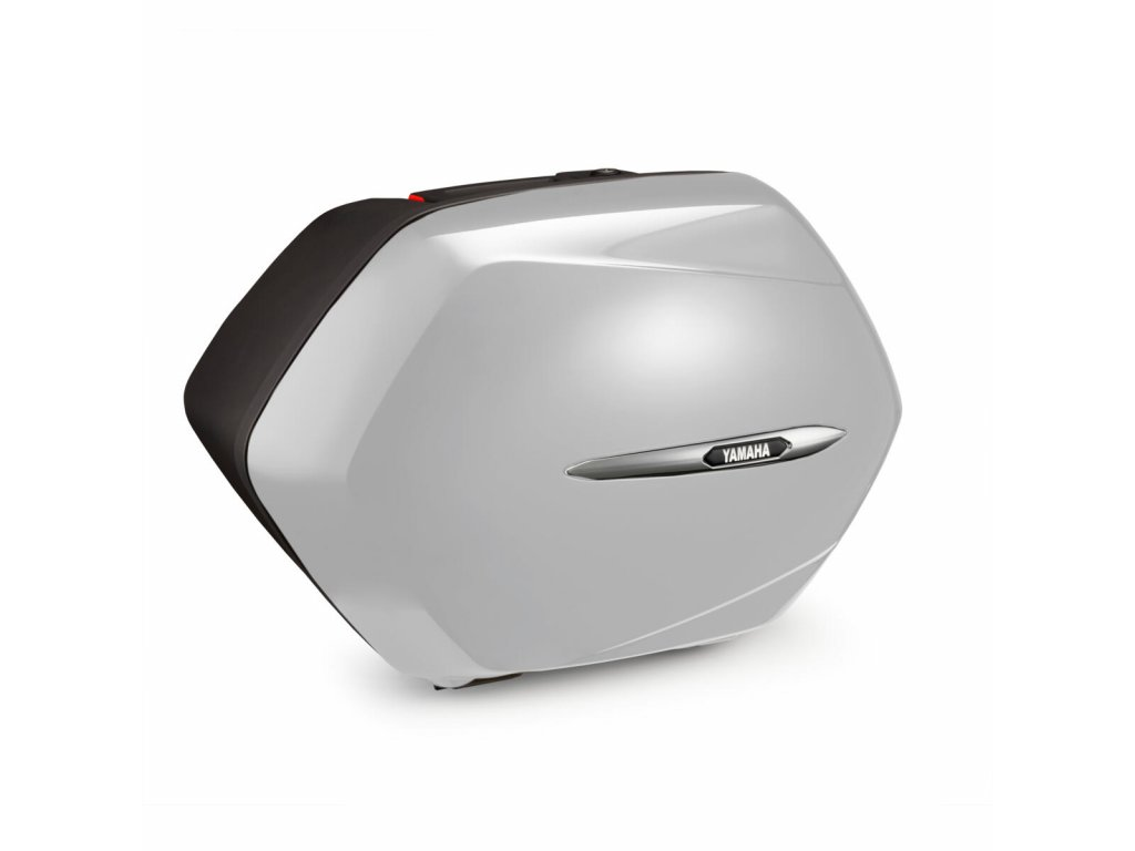 1MC F846D 80 00 SIDE CASE RH LH with Chrome strip Studio 002 Tablet