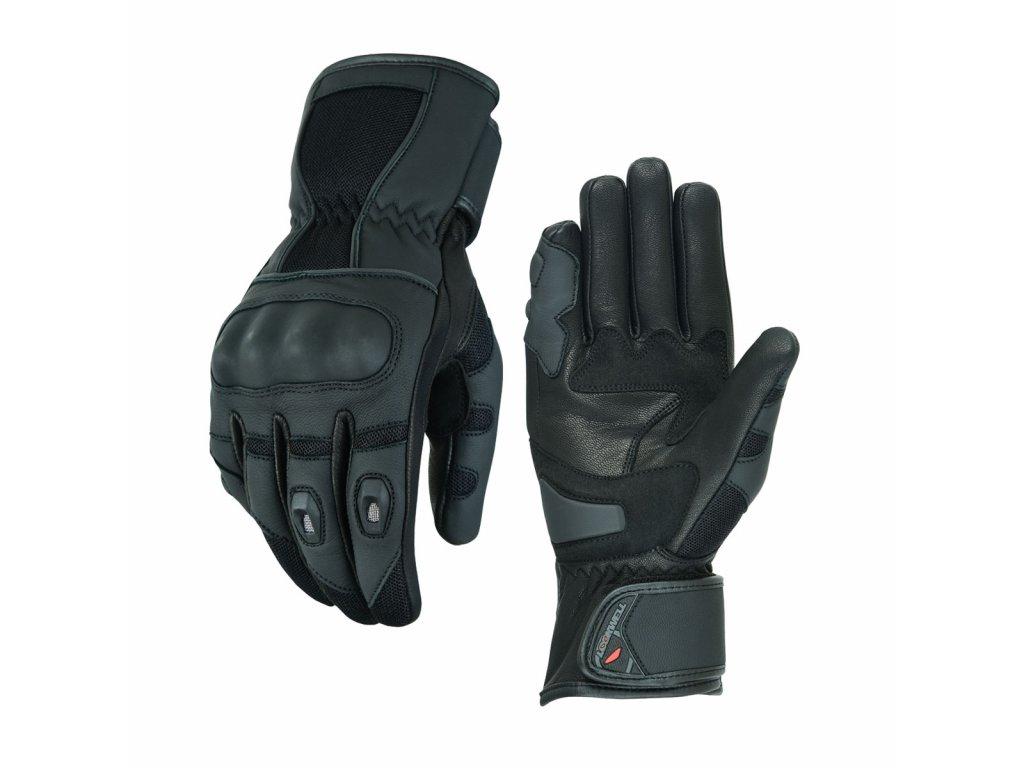 aero pro glove black duo