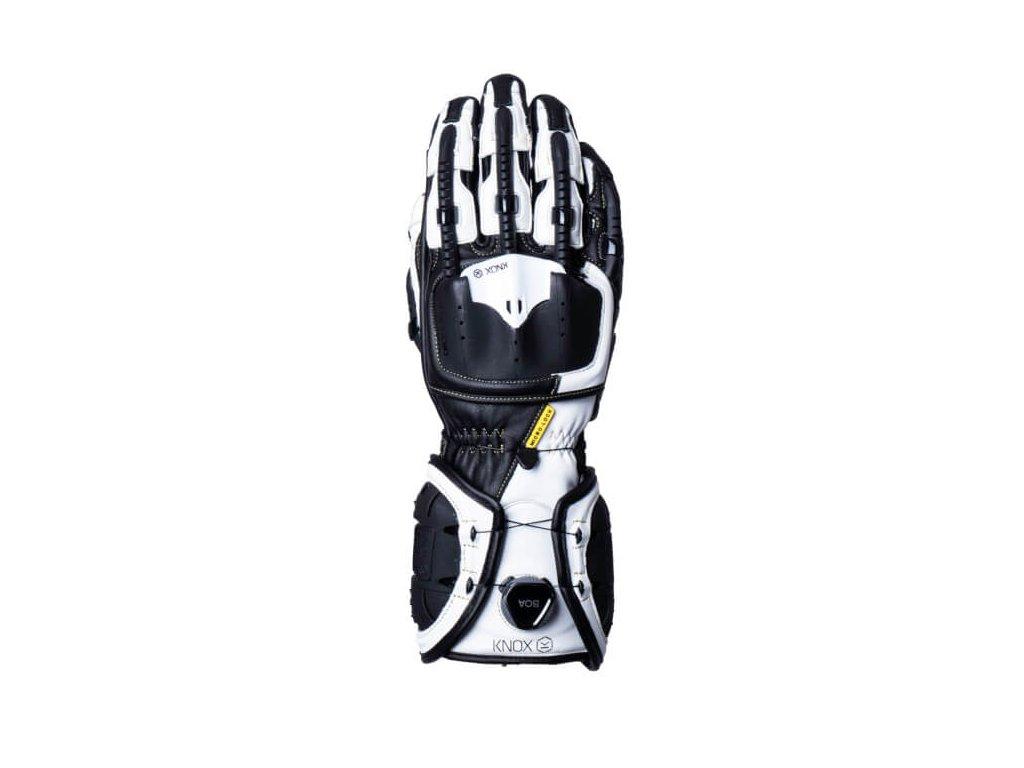 Handroid MKIV Black white Front
