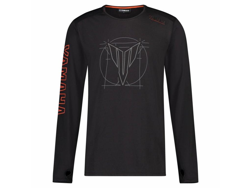 B19 ET102 B0 0L 19 MT male tech T shirt LS BOISE Studio 001 Tablet