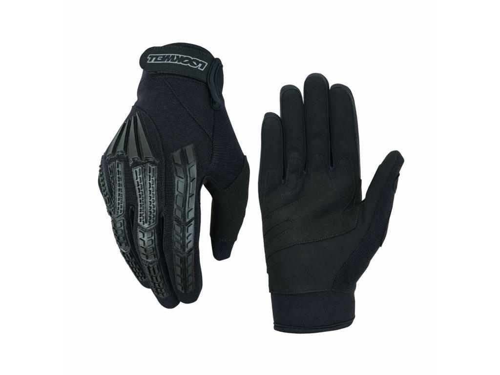 lw track glove black duo