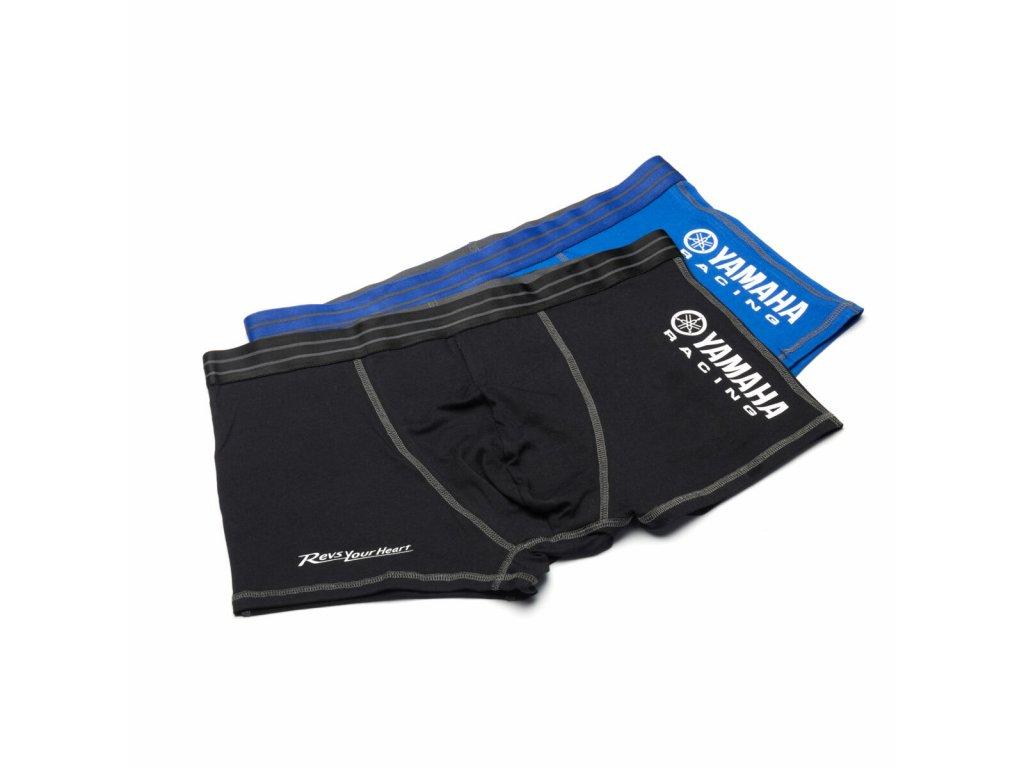 Pánské spodní prádlo Yamaha Racing – balení po dvou