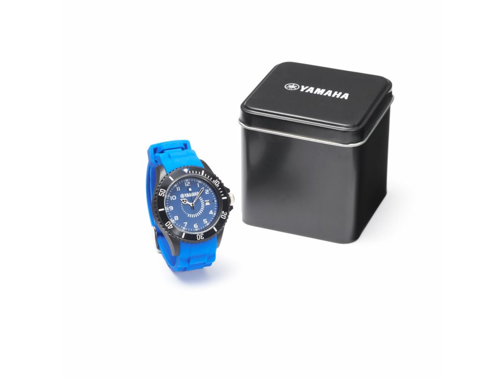 N19 NW001 E8 00 WRIST WATCH Blue Studio 001 Tablet