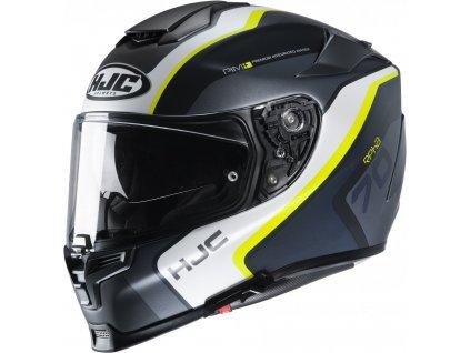 Motocyklová integrální přilba HJC RPHA 70 Kroon MC4HSF