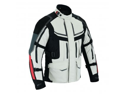 storm jkt sand blk ant red side right