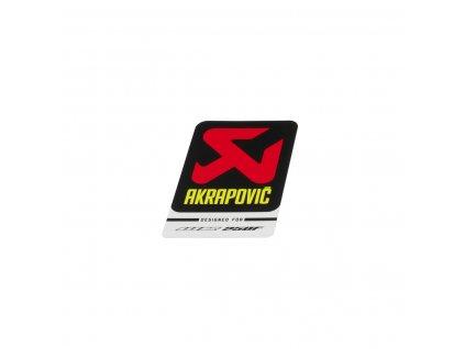 90798 31806 12 Alumium exhaust sticker akrapovic WR250F Studio 001 Tablet