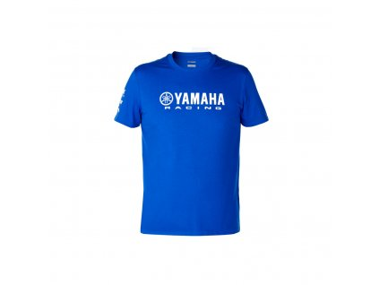 panske tričko yamaha paddock blue CORK