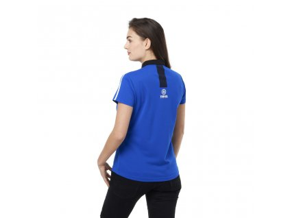 Dámská polokošile Yamaha paddock blue LANCE