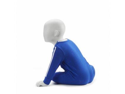 Dětské dupačky Yamaha Paddock Blue PUNE