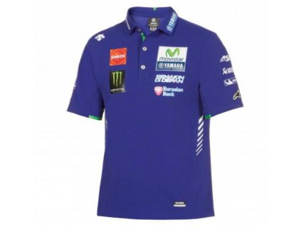 yamaha moto gp 2017 herrn polo shirt large