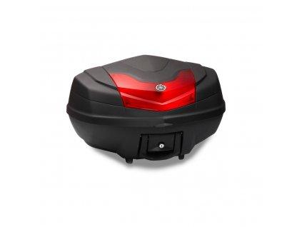 34B F84A8 10 00 50L TOP CASE MATT BLACK Studio 001 Tablet