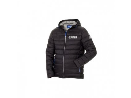 padded jacket black m studio 001 large