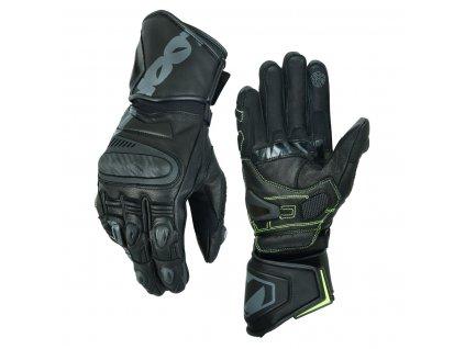 striker glove yel duo