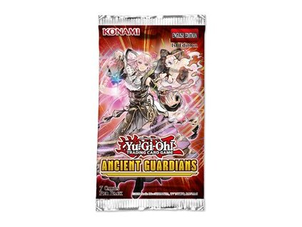 Yu-gi-oh! Ancient Guardians Booster