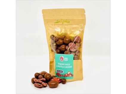 MMG Butik Křupavé ovoce a ořechy v čokoládě