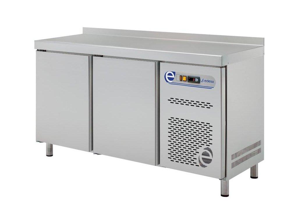 Chladící a mrazící stůl GN 1/1 700mm dvě sekce Edesa
