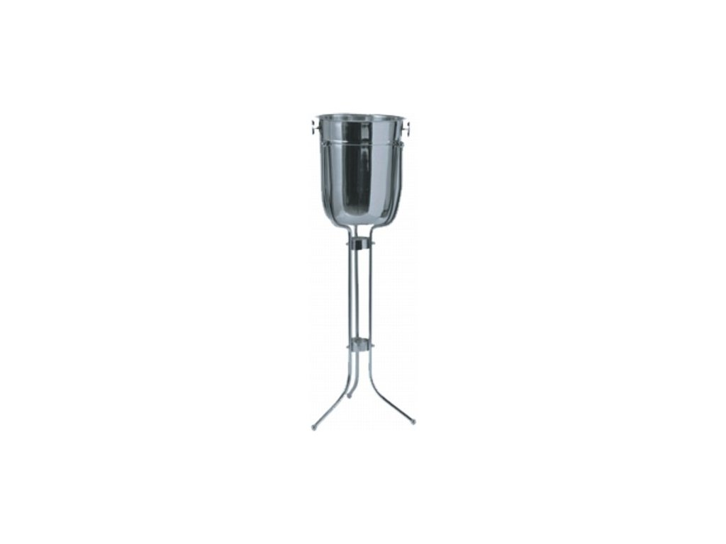 Vědro na šampaňské se stojanem