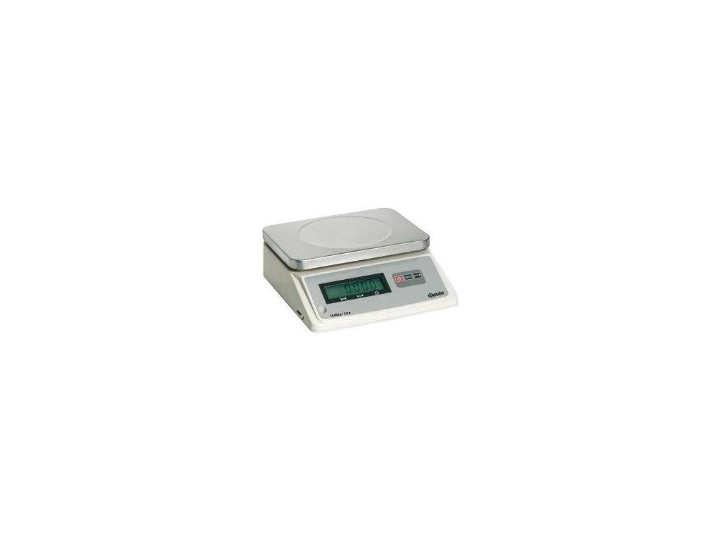 Elektronická kuchyňská váha - do 15kg Bartscher