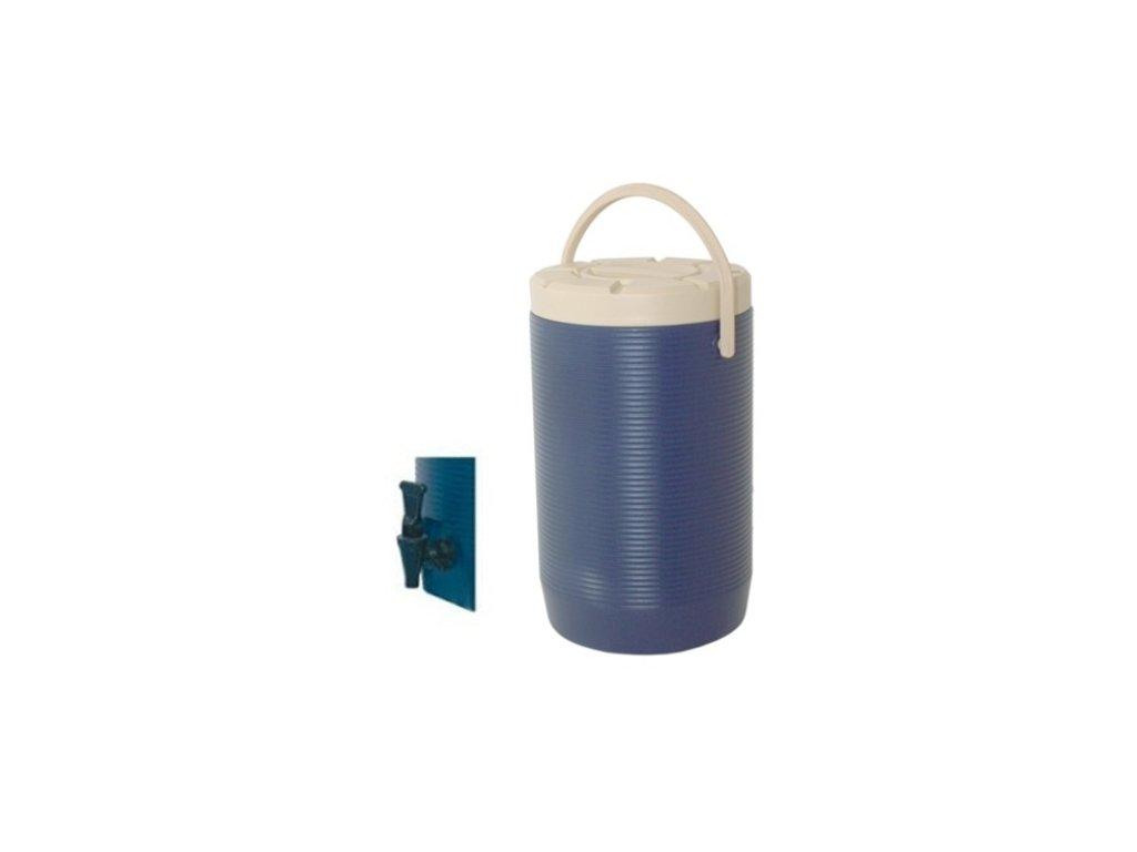 Vodotěsný izolovaný zásobník s kohoutem či bez kohoutu termos 3753 Bartscher
