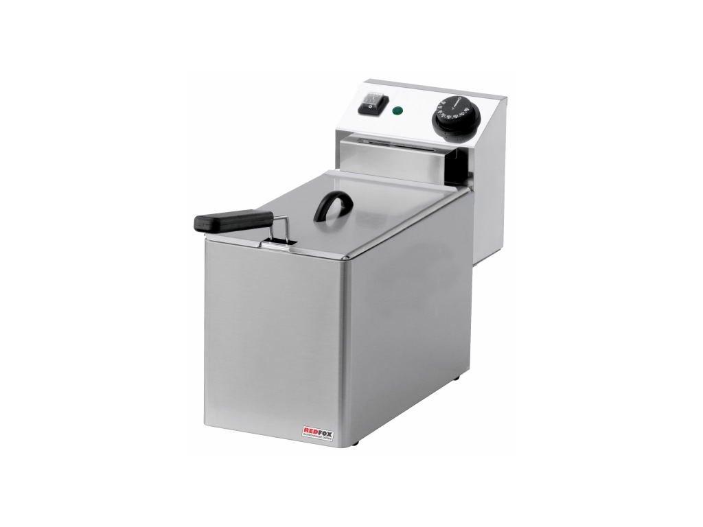Elektrická fritéza FE-04 E RedFox (ekonomická)