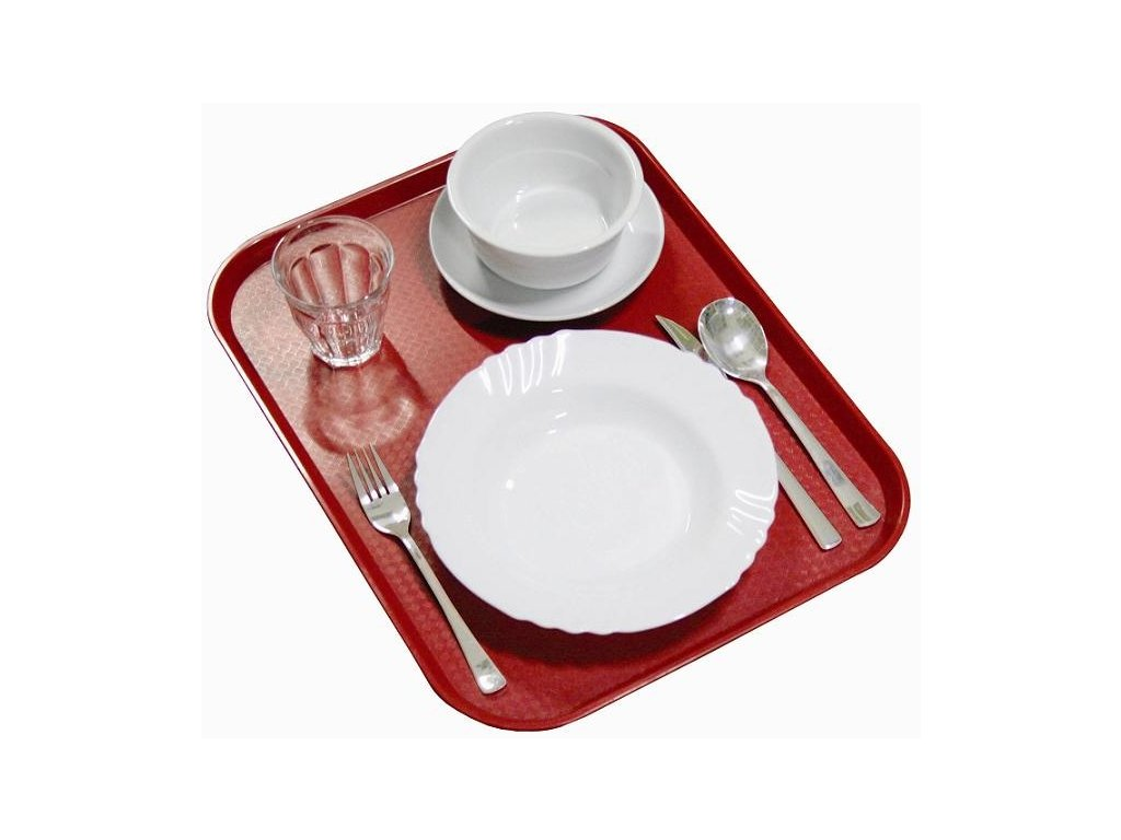 Podnos jídelní fast food 46x36cm R-1418FF Cambro