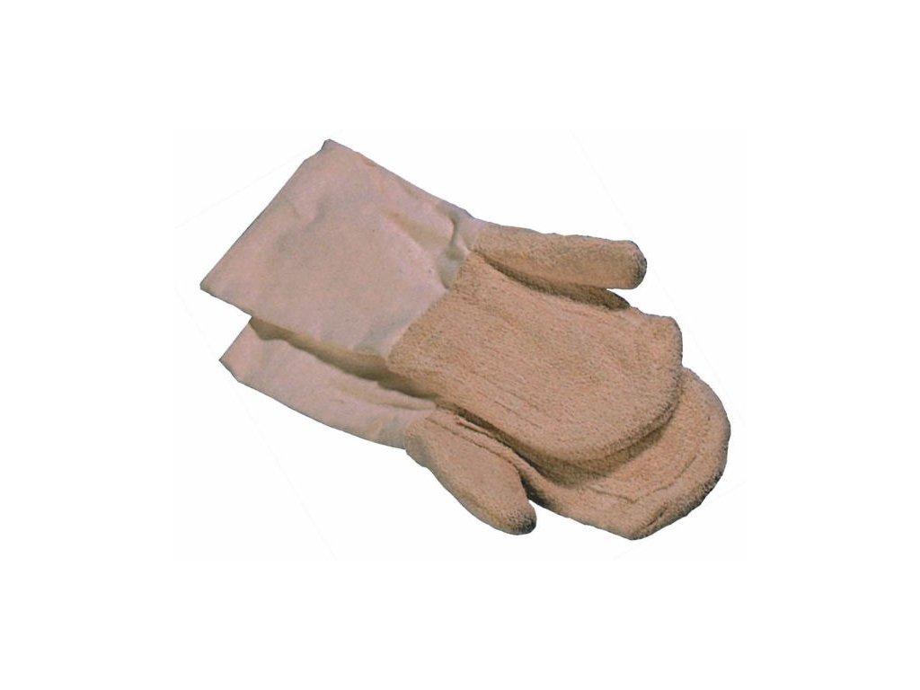 Rukavice pekařské proti žáru S-6544/400