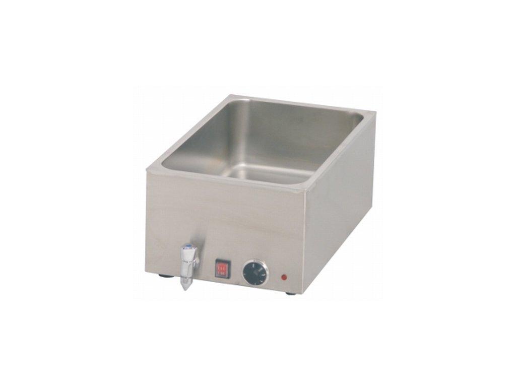 Vodní lázeň BM 1/1 165BT s výpustí