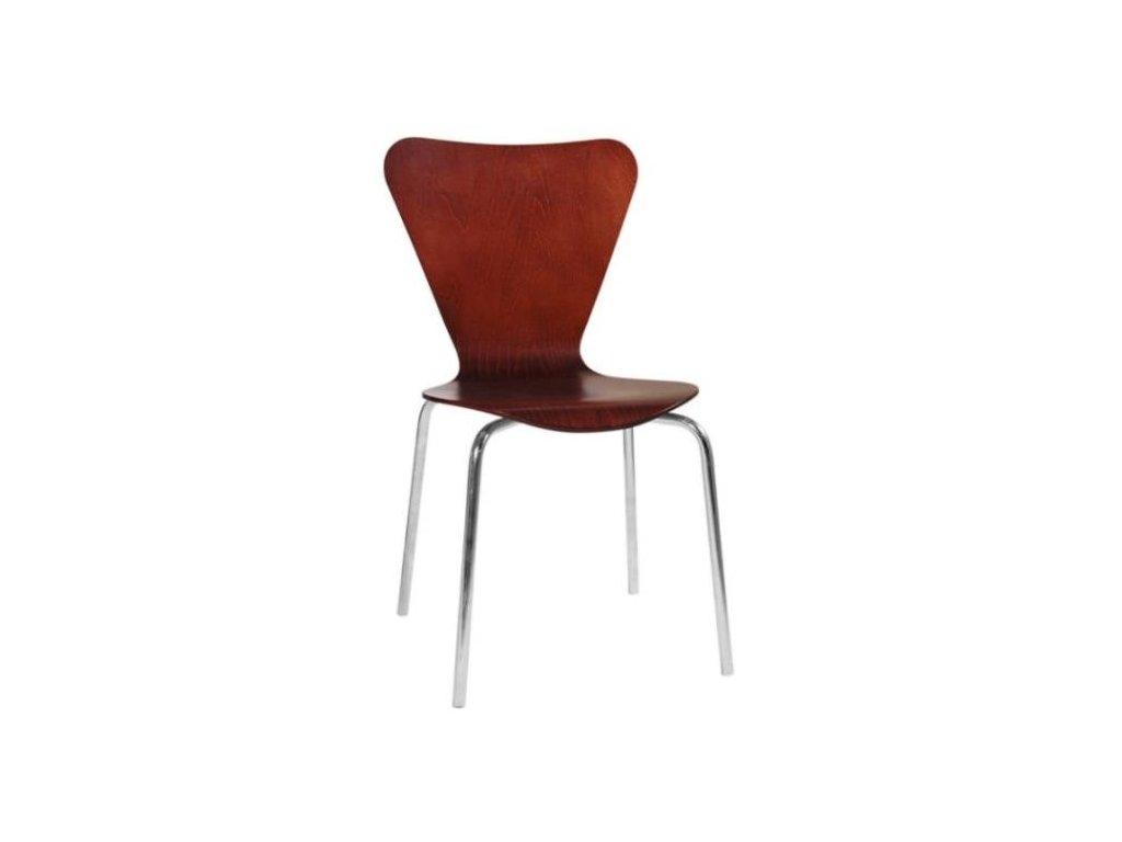 Židle skořepinová Ola K